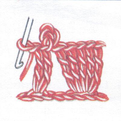 Пико (пк) со столбиком без накида (фото 5)