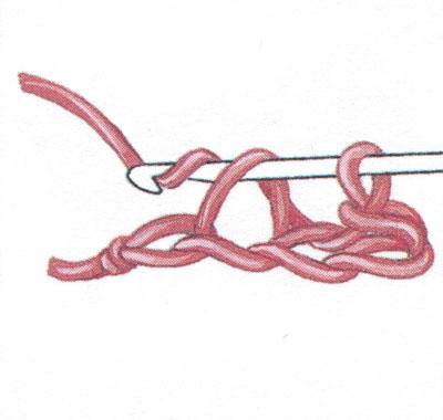 Полустолбик без накида (фото 4)