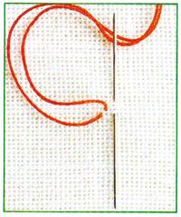 Вышивание по льняному полотну четным количеством нитей (фото 2)